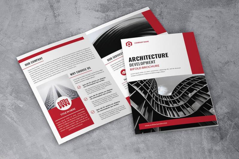 Esempio brochure