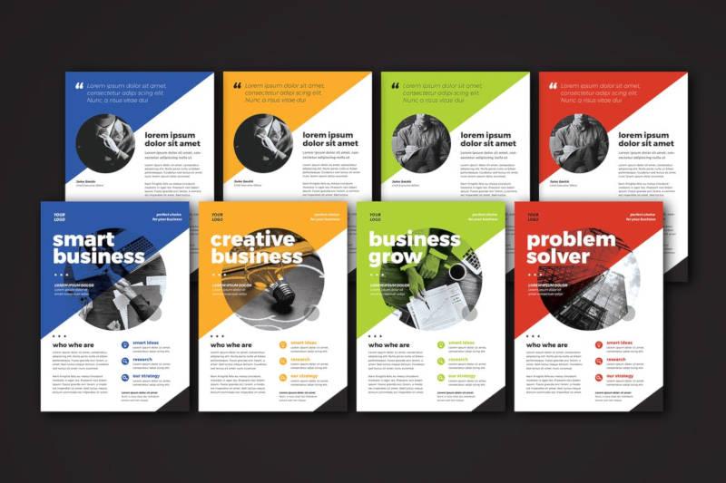 Brochure aziendale modelli