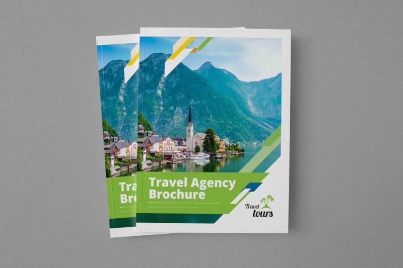 Esempio di brochure turistica